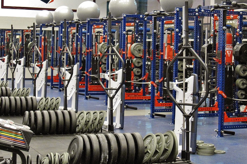 The Athlete Factory Chester | Gym in Chester | Weights