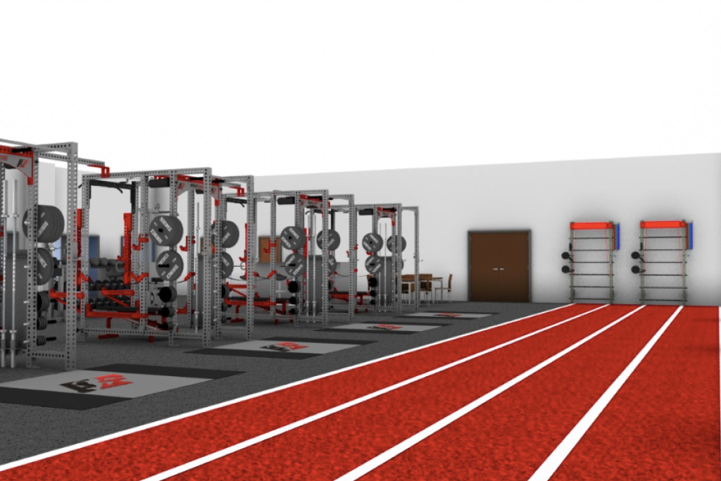 The Athlete Factory Chester | Gym in Chester | Track