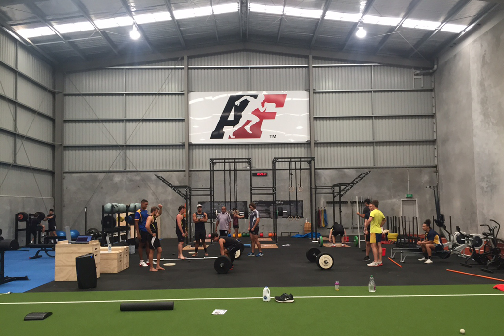 The Athlete Factory Chester | Gym in Chester | Gym