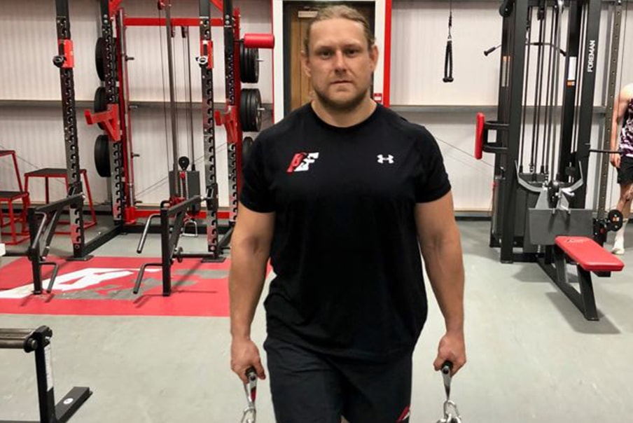 The Athlete Factory Chester | Gym in Chester | Andrew Wood