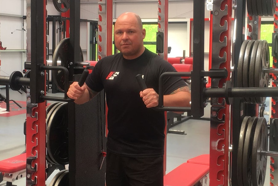 The Athlete Factory Chester | Gym in Chester | Merfyn McCloud