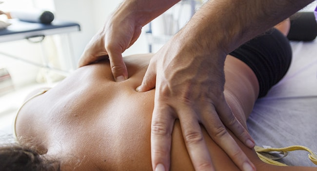The Athlete Factory Chester | Quality Gym in Chester | deep tissue massage