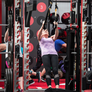 The Athlete Factory Chester | Gym in Chester | fire class