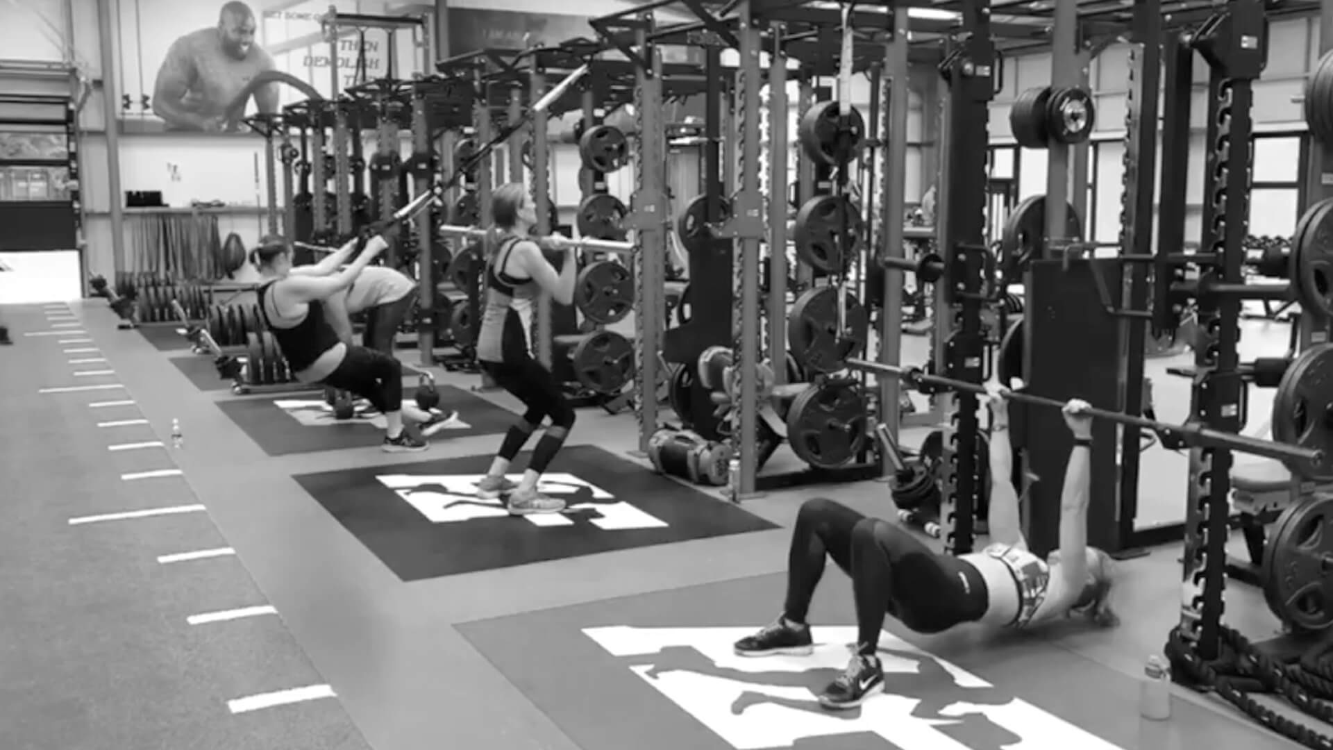 The Athlete Factory Chester | Top Gym in Chester | vid banner