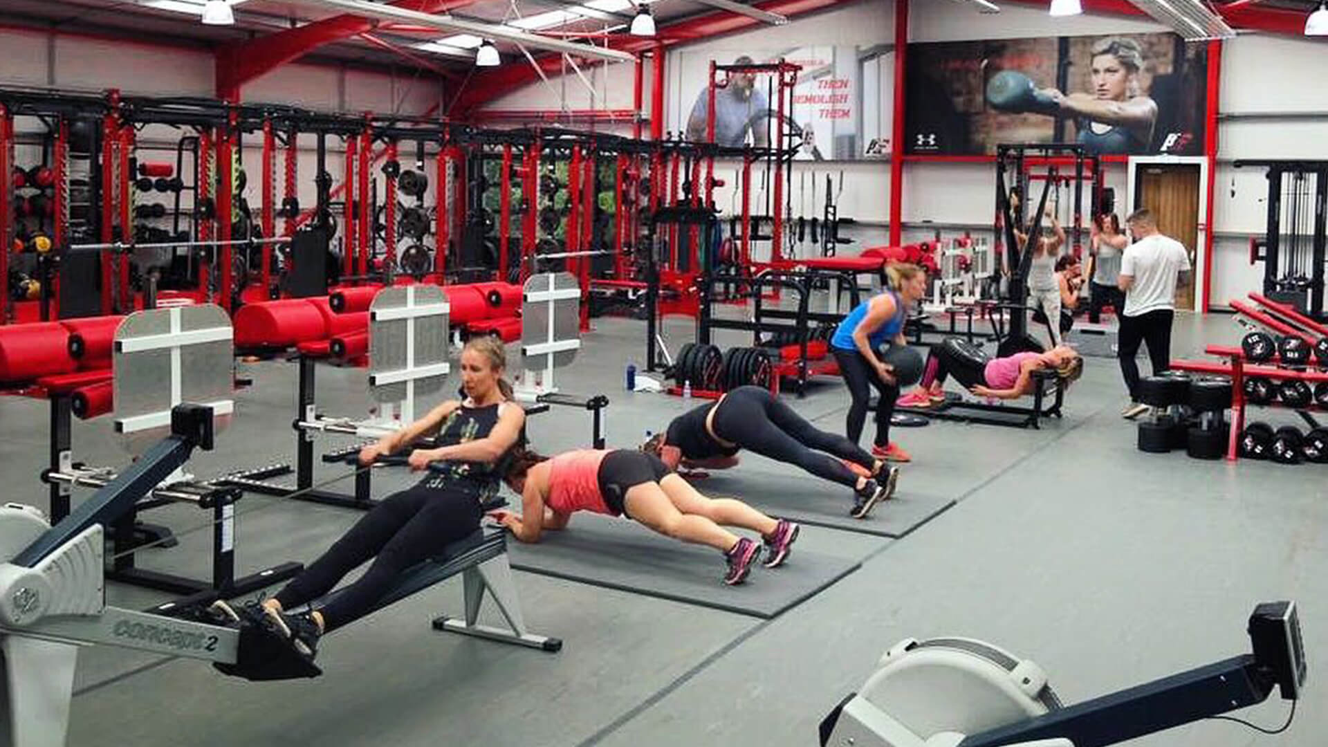 The Athlete Factory Chester | Gym in Chester | Workout