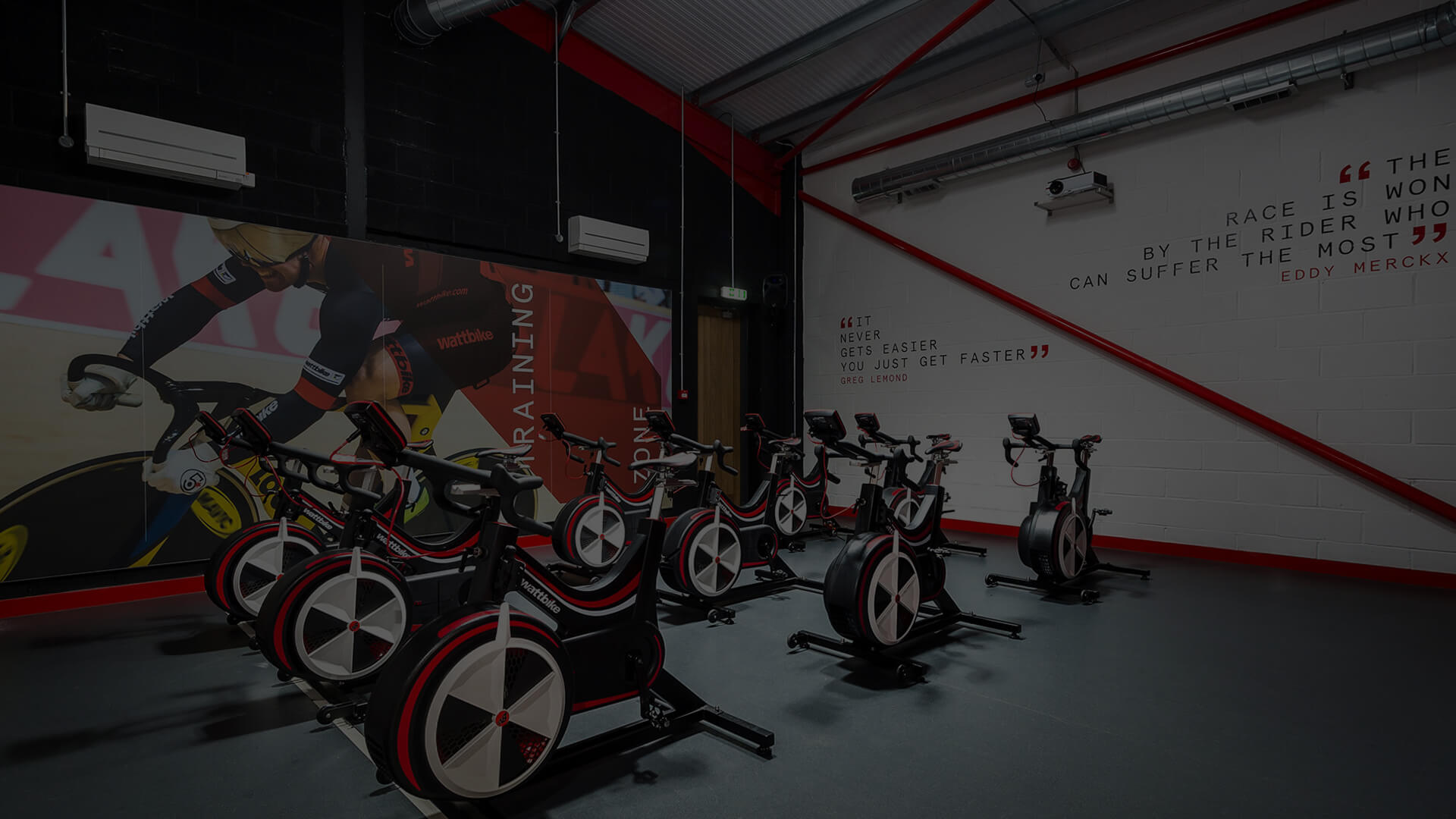 The Athlete Factory Chester | Top Gym in Chester | watt bike