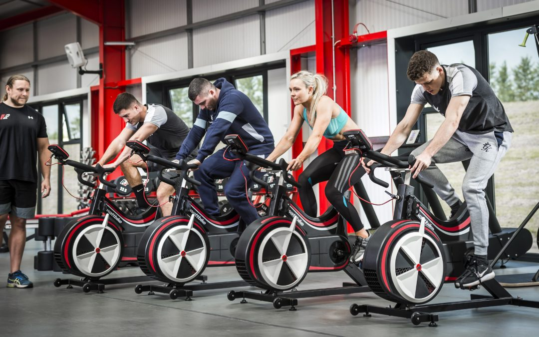 Training With Watt Bikes