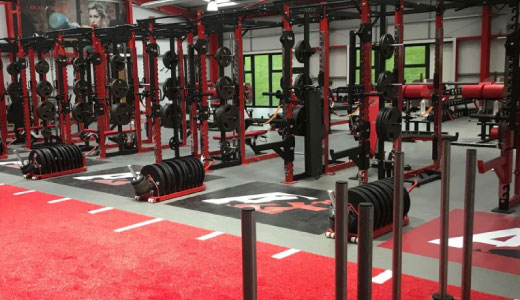 The Athlete Factory Chester | Best Gym in Chester | facility
