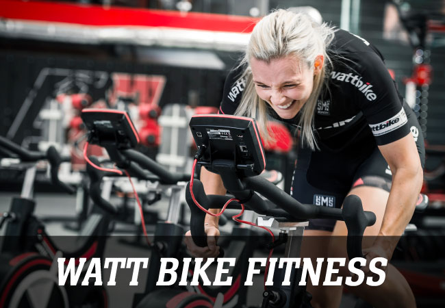 The Athlete Factory Chester | Gym in Chester | Watt Bike