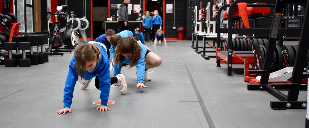 The Athlete Factory Chester | Gym in Chester | Children Training