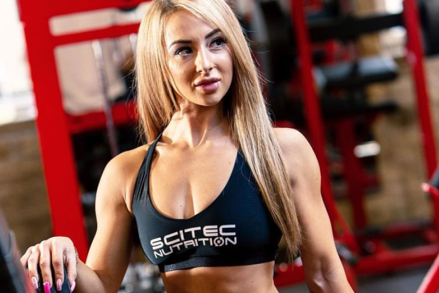 The Athlete Factory Chester | Gym in Chester - Bikini Fitness | Elly Hudson