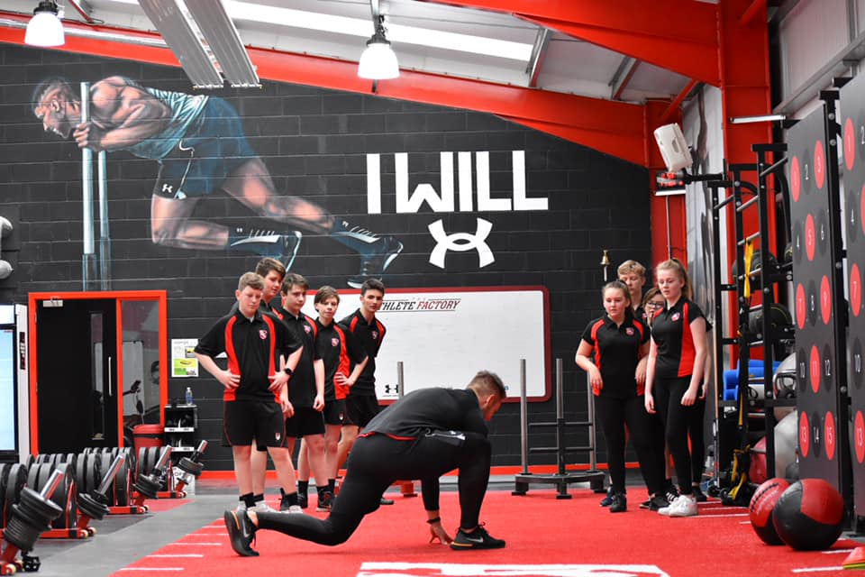 The Athlete Factory Chester | Quality Gym in Chester | team