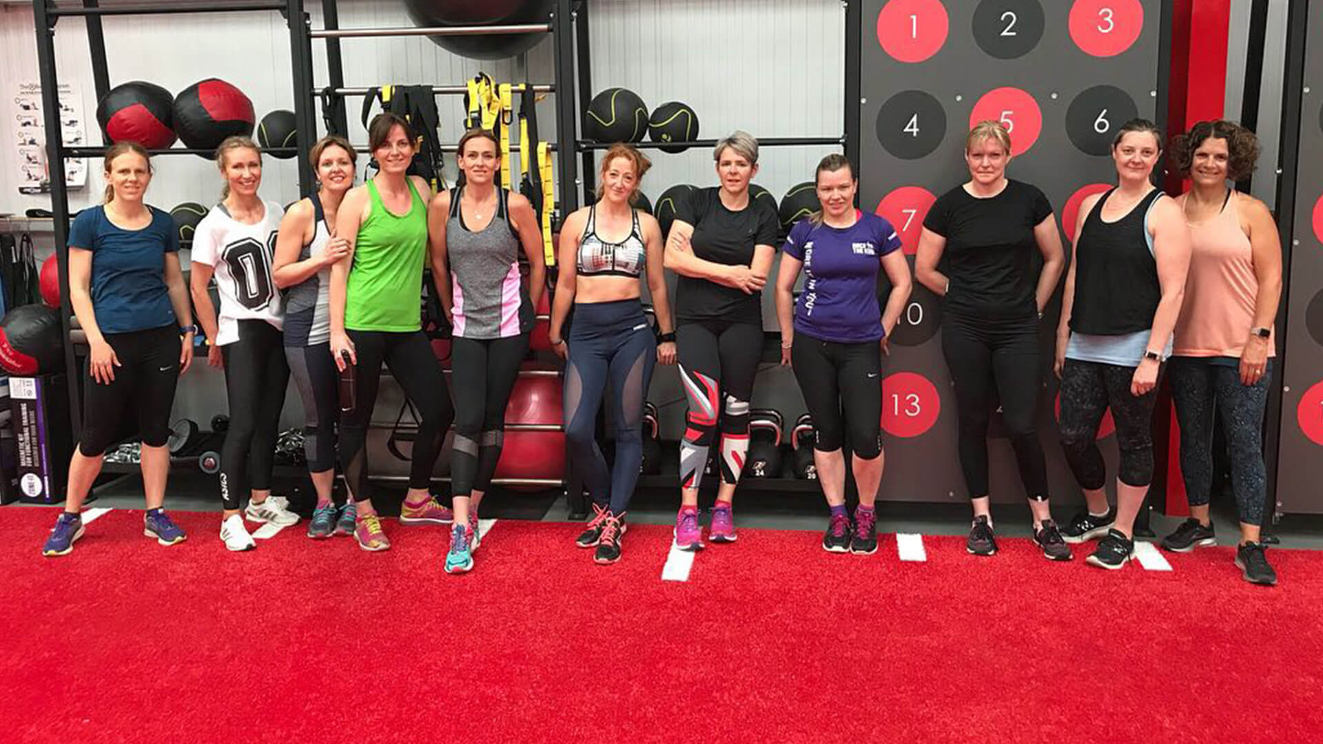 The Athlete Factory Chester | Open Gym in Chester | She F.I.T.